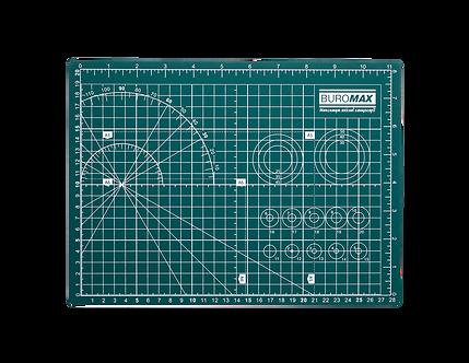 Килимок самовідновлювальний для різання, А4, тришаровий  BM.6504