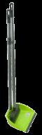 Совок і щітка на довгій ручці