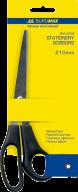 Ножиці офісні BUROMAX, 210 мм BM4506
