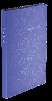 Папка пластикова з 20 файлами А4, BAROCCO BM3607