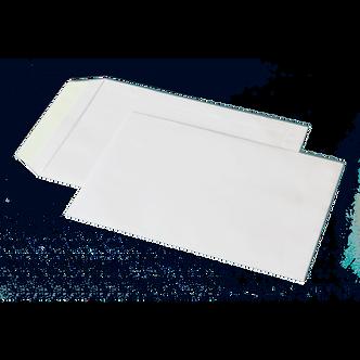 Конверт С4 (229х324мм) білий СКЛ 4040