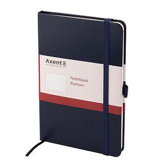 Книга записна Partner Grand, 210*295, 100 арк, кліт, 8203
