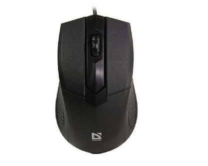 Миша DEFENDER Optimum MB-270 USB,1000 dpi, 3 кнопки  6414728