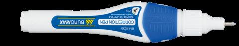 Корегуюча ручка 8 мл з резиновим грипом, металевий накінечник