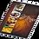 "Thumbnail: Папка ""МЕНЮ"" CAFE, А4, PVC, дві сторони, прозора  0309-0051-99"