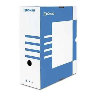 Бокс для архівації документів,100 мм, DONAU,  7661301PL