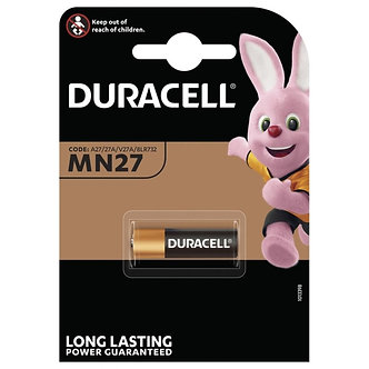 БАТАРЕЙКА DURACELL MN27 / A27