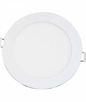 Світлодіодна панель Lumex кругла-6Вт накладна (Ø120х40) 4000-4100K