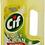 Thumbnail: Засіб для чищення підлоги і стін CIF 1л   cf.01782