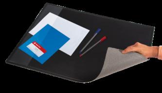 Підкладка для письма з кишенею, чорний 0318-0013-01
