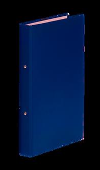 Папка на 2-х кільцях, А5, ширина торця 30 мм, 3718001