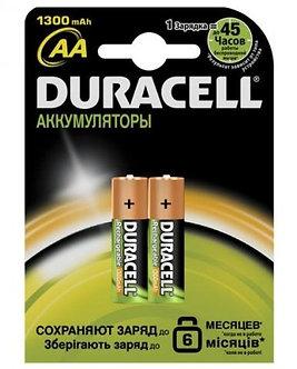 """Акумулятор AA """"Duracell"""" 1300 mAh s.39186"""
