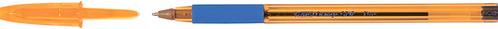 "Ручка ""Orange Grip"", синя,  bc811926"