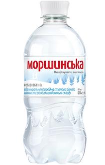 "Вода мінеральна негазована, 0,33л, ""Моршинська""   М2874"