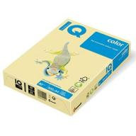 Папір кольоровий пастель А4, 500 аркушів, жовтий A4.80.IQP.YE23.500