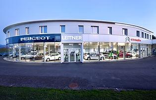 Autohaus Leitner, Fußach
