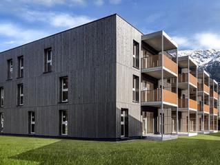 Fertigstellung & Übergabe: Projekt Auweg, Schruns