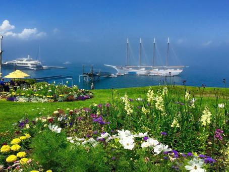 Seasons in Bar Harbor and Acadia