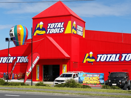 Total Tools Retail Franchise Available – Sydney NSW