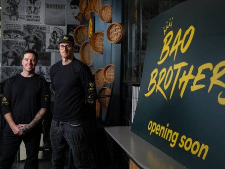 Podcast: Ep#207 Featuring Dave Griffin, Co-Founder of Bao Brothers Food Franchises