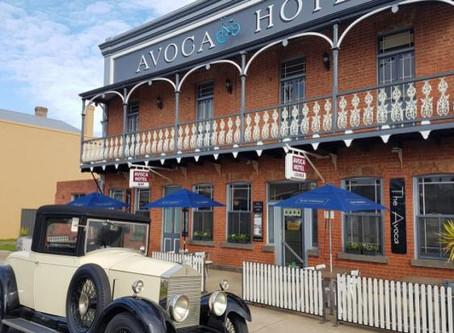 Award Winning Hotel For Sale The Avoca Hotel