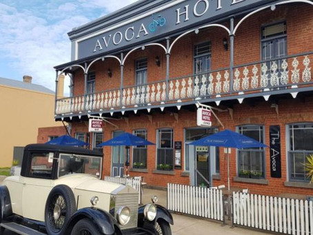 Award Winning Hotel For Sale The Avoca Hotel