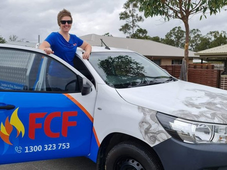Podcast: EP#202 Featuring Trish Begaud, Franchisee For FCF Fire and Electrical In Brisbane
