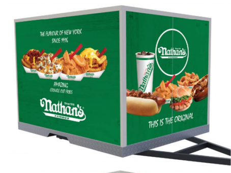 Nathan's Australia Truck Wrap Franchise Opportunity – Tamworth NSW