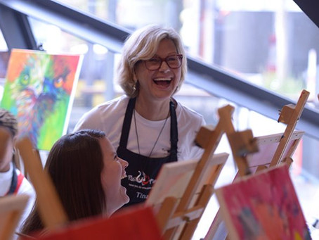 Podcast: Ep#220 Featuring Tina Hansen, Director of Paint Pinot Franchises
