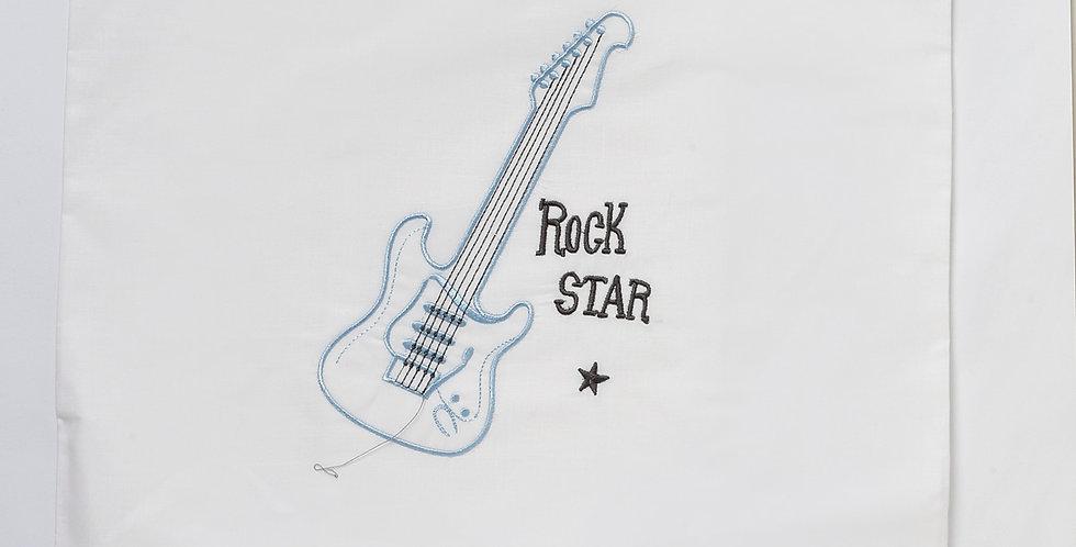 """Λαδόπανα για αγόρι """"Rock Star """""""