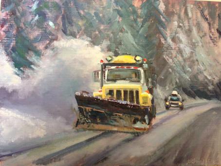 Snowqualmie Plow