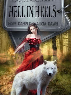 Here it is. The new cover to Hell In Heels. Isn't it gorgeous_ Another beauty by Pretty AF