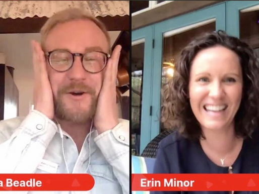 Live Interview with Erin Minor of Harvest House
