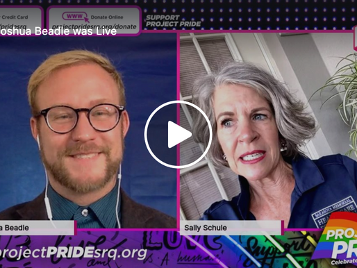 Live Interview with Sally Schule