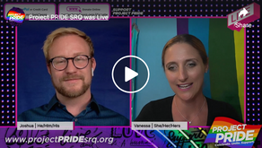 Live Interview with Vanessa Lee Nichols, Ally and mother to a transgender son