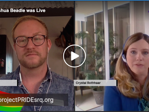 Live Interview with Crystal Rothhaar from Senior Friendship Centers