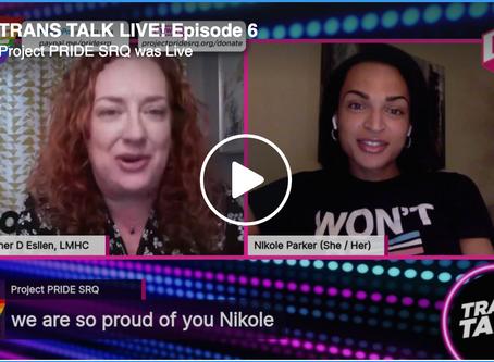 TRANS TALK LIVE! Episode 6
