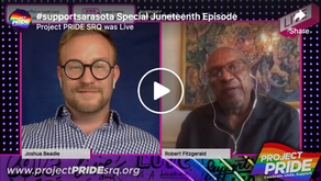Live interview with Robert Fitzgerald about the significance of Juneteenth