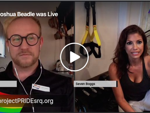 Live Interview with Seven Boggs Certified Personal Trainer