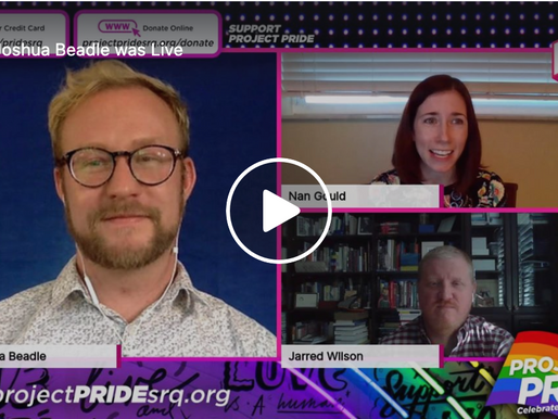 Live Interview with Nan Gould and Jarred Wilson of Planned Parenthood