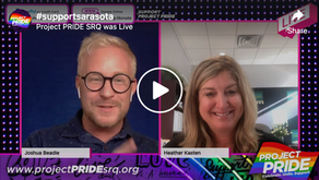LIVE interview with Heather Kasten, president and CEO of The Greater Sarasota Chamber of Commerce