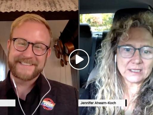 Live Interview with Sarasota's Mayor Jen Ahearn-Koch