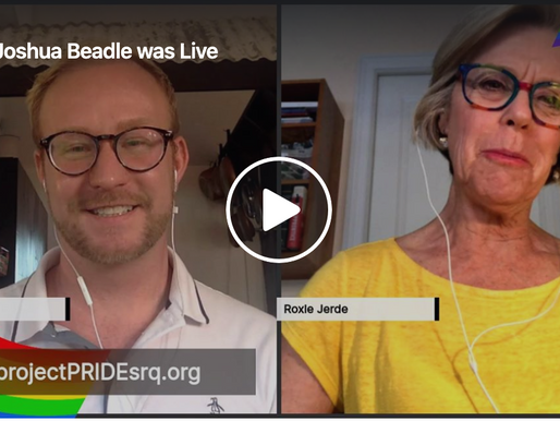 Live Interview with Roxie Jerde with Community Foundation of Sarasota