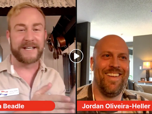 Live Interview with Jordan Heller of SWEL Wedding and Event Professionals
