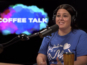 Coffee Talk: Lisa Talks Blaze Of Hope & Kids