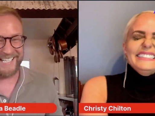 Live Interview with Christy Chilton of Sarasota Film Festival