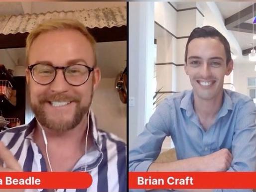 Live Interview with Brian Craft of Bainbridge Palmoré