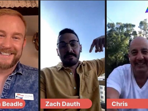 Live Interview with Chris Covelli and Zach Dauth of Sage