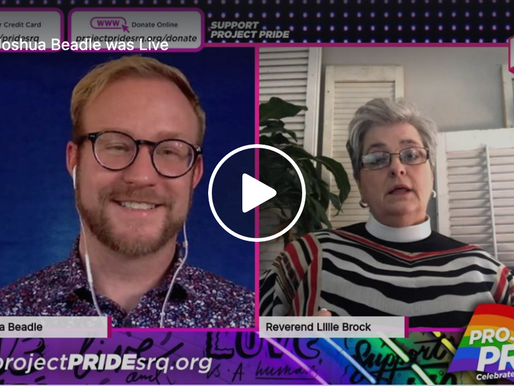 Live Interview with Reverend Lillie Brock