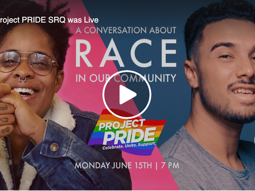 A Conversation about RACE in our COMMUNITY